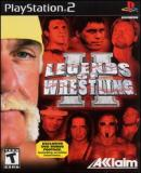 Carátula de Legends of Wrestling II