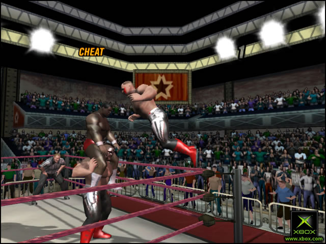 Pantallazo de Legends of Wrestling para Xbox
