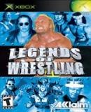 Caratula nº 104602 de Legends of Wrestling (156 x 220)
