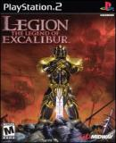 Carátula de Legion: The Legend of Excalibur