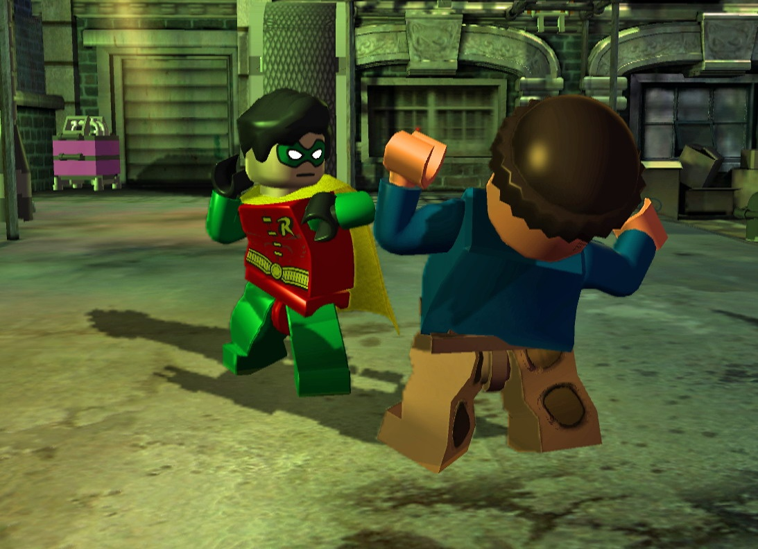 Pantallazo de Lego Batman para PlayStation 3