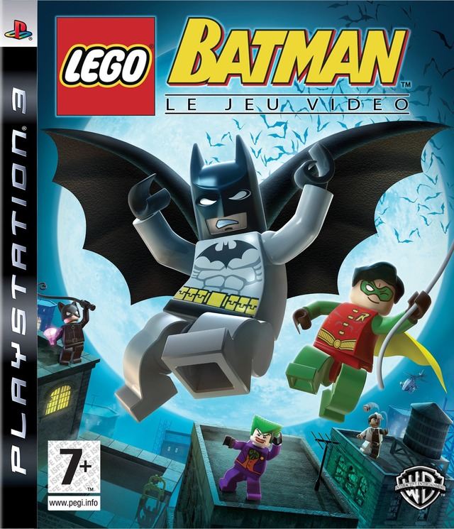 Caratula de Lego Batman para PlayStation 3