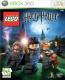 Carátula de Lego Harry Potter: Years 1-4