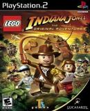 Caratula nº 123762 de Lego Indiana Jones: The Original Adventures (347 x 495)