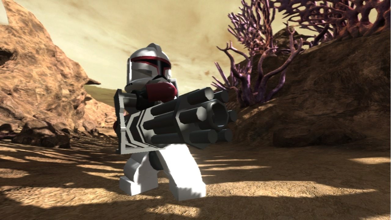 Lego star wars iii the clone wars pantallazo de playstation 3 a