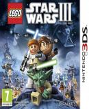 Carátula de Lego Star Wars III: The Clone Wars