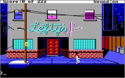Pantallazo de Leisure Suit Larry Collection para PC
