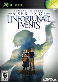 Caratula de Lemony Snicket's A Series of Unfortunate Events para Xbox