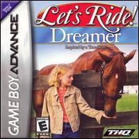 Caratula de Let's Ride! Dreamer para Game Boy Advance