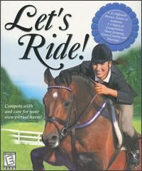 Caratula de Let's Ride para PC