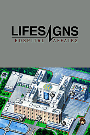 Pantallazo de LifeSigns: Hospital Affairs para Nintendo DS