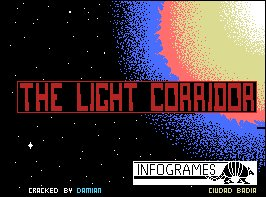 Pantallazo de Light Corridor, The para MSX