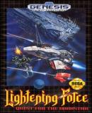 Carátula de Lightening Force: Quest for the Darkstar
