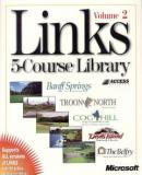 Caratula nº 66356 de Links 5-Course Library Volume 2 (240 x 284)