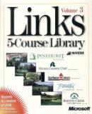 Caratula nº 66359 de Links 5-Course Library Volume 3 (240 x 290)