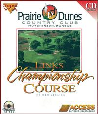 Caratula de Links Championship Course: Prairie Dunes Country Club para PC