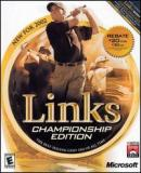 Carátula de Links Championship Edition