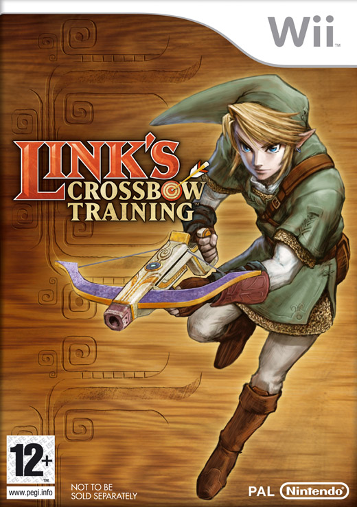 Links Crossbow Training Wii Caratula N 116448 8 De 8 Juegomania