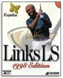 Caratula nº 52362 de Links LS 1998 Edition (205 x 236)