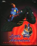 Caratula nº 248753 de Little Big Adventure (800 x 1016)