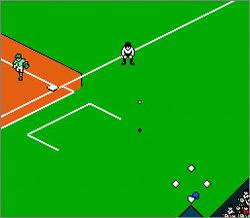 Pantallazo de Little League Baseball Championship Series para Nintendo (NES)