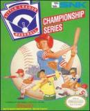 Caratula nº 35921 de Little League Baseball Championship Series (200 x 285)