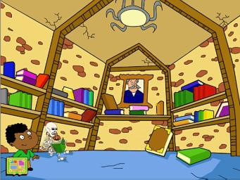 Pantallazo de Little Monsters: Curious Calvin In The Treasure Of Bulstrode Castle para PC