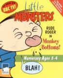 Caratula nº 66377 de Little Monsters: Rude Roger In Monkey Bottoms (240 x 236)