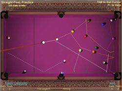 Pantallazo de Live Billiards para PC