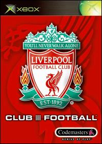 Caratula de Liverpool FC Club Football para Xbox