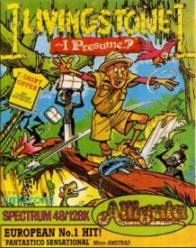 Caratula de Livingstone I Presume para Commodore 64