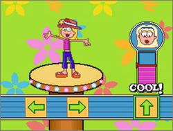Pantallazo de Lizzie McGuire 3: Homecoming Havoc para Game Boy Advance