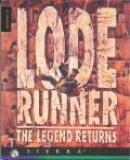 Carátula de Lode Runner: The Legend Returns