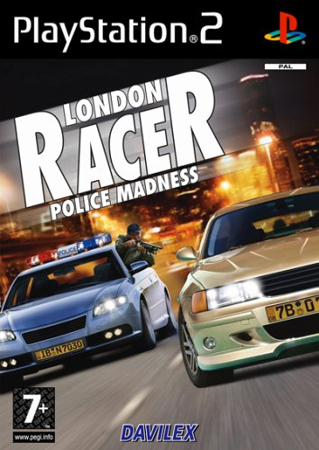 Caratula de London Racer Police Madness para PlayStation 2