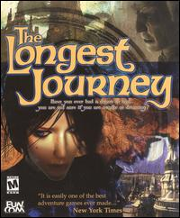 Caratula de Longest Journey, The para PC