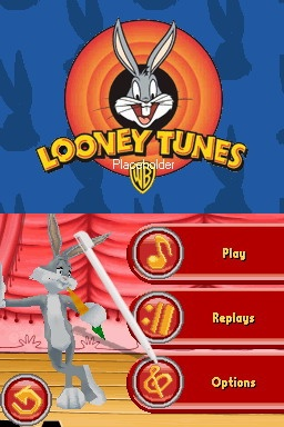 Pantallazo de Looney Tunes: Cartoon Concerto para Nintendo DS