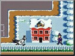 Pantallazo de Looney Tunes: Marvin Strikes Back! para Game Boy Color