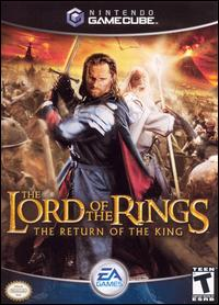 Caratula de Lord of the Rings: Return of the King, The para GameCube