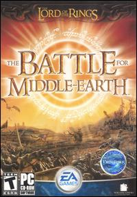 Caratula de Lord of the Rings: The Battle for Middle-Earth, The para PC
