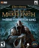 Carátula de Lord of the Rings: The Battle for Middle-earth II, The -- The Rise of the Witch-king