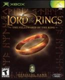 Caratula nº 105378 de Lord of the Rings: The Fellowship of the Ring, The (200 x 281)