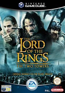 Caratula de Lord of the Rings: The Two Towers, The para GameCube