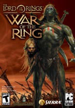 Caratula de Lord of the Rings: The War of the Ring, The para PC