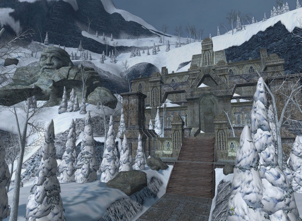 Pantallazo de Lord of the Rings Online: Shadows of Angmar para PC