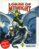 Carátula de Lords of Midnight III: The Citadel