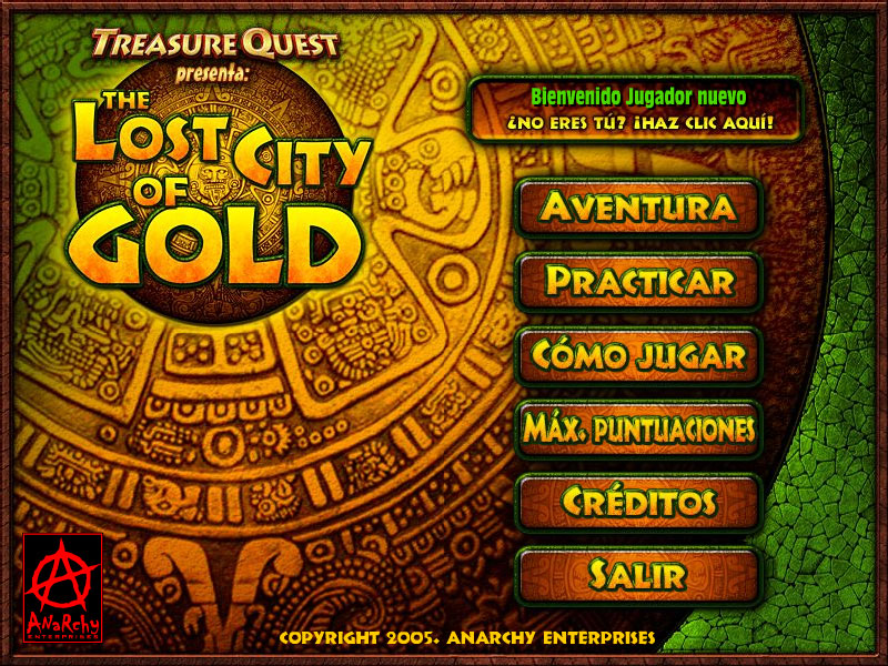 Pantallazo de Lost City of Gold para PC