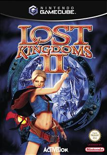 Caratula de Lost Kingdoms II para GameCube