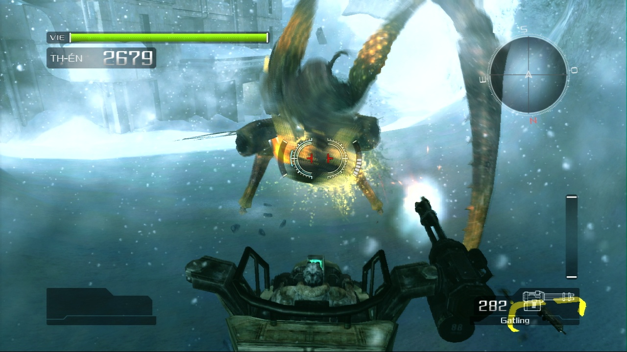 Pantallazo de Lost Planet: Extreme Condition para PlayStation 3
