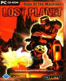 Carátula de Lost Planet: Rage of the Machines
