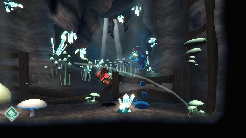 Pantallazo de LostWinds (Wii Ware) para Wii